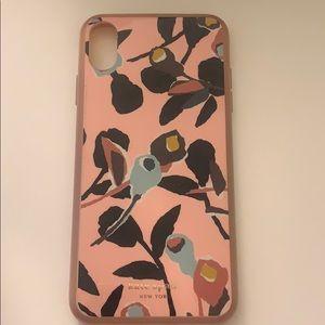 Kate Spade iPhone XS Max case